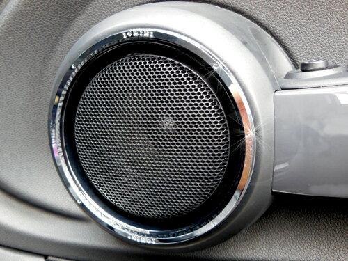 MINI F56 フロントミドルスピーカーリング