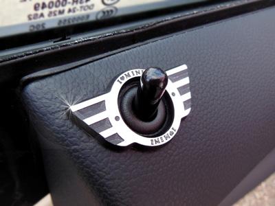 MINI F60 ドアロックウイング