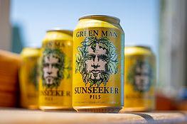 Green Man: Sunseeker Pils