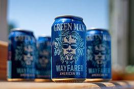 Green Man: Wayfarer IPA