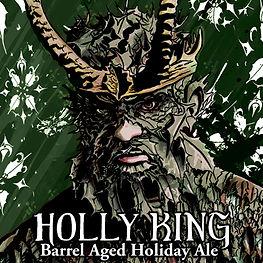 Green Man: Holly King