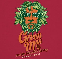 Green Man: Green Man and the Chocolate Factory