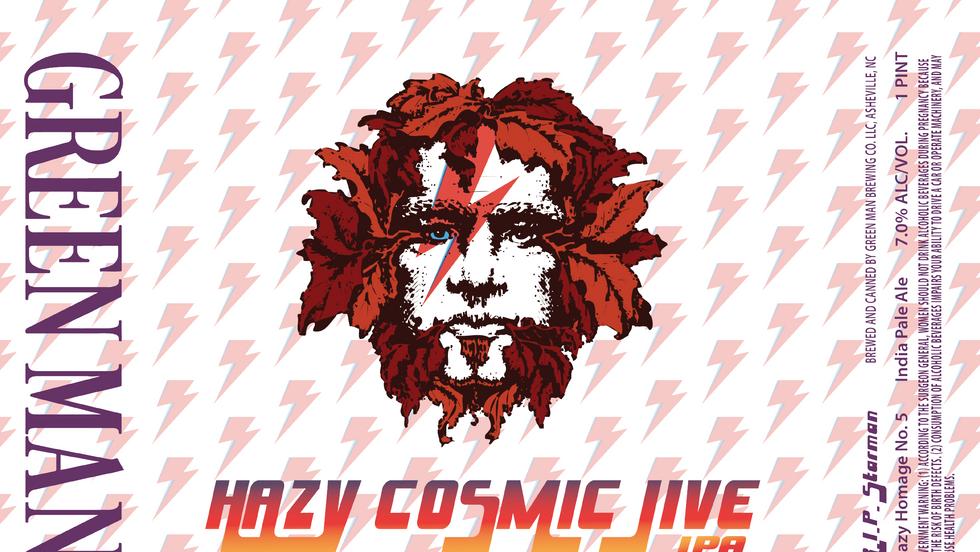 Hazy Cosmic Jive