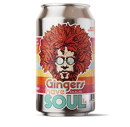 Green Man: Gingers Have Soul
