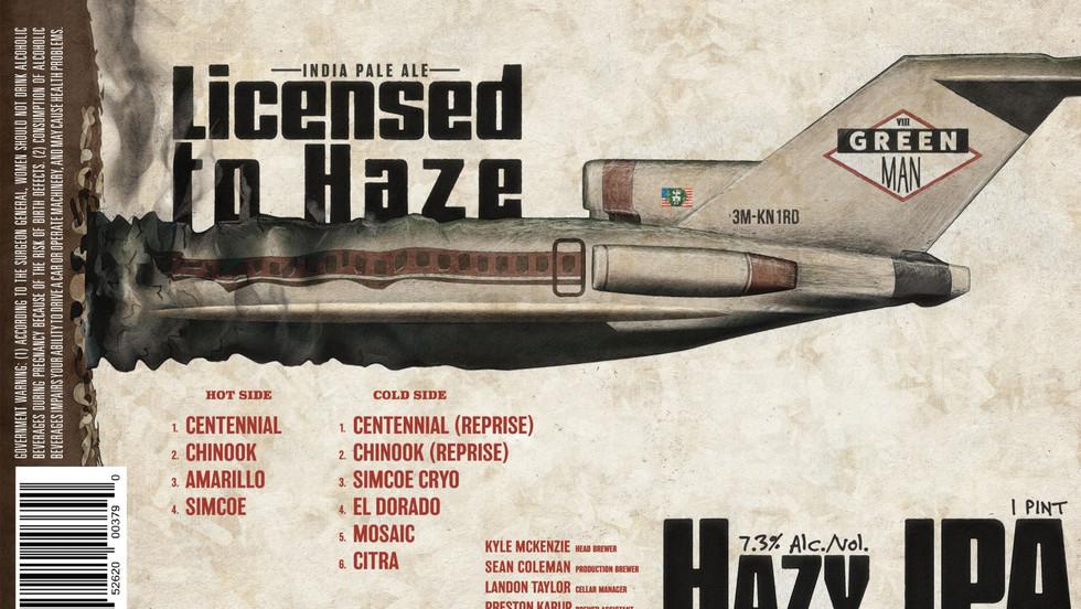 Licensed to Haze