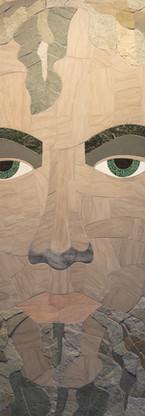 Green Mansion - Mural
