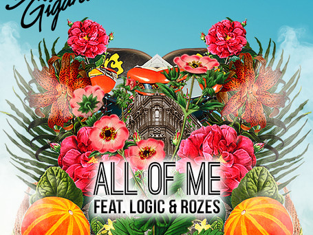 "Complex Premiers New Single ""All Of Me"" ft. Logic & Rozes"