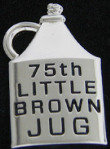 LIMITED EDITION Little Brown Jug 75th Anniversary pin