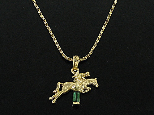 Hunter Jumper Necklace