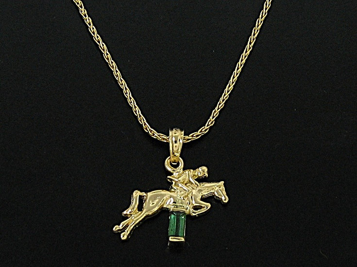 Hunter Jumper Necklace