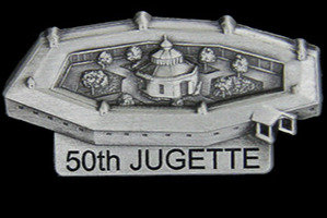 LIMITED EDITION 50th Anniversary Jugette pin