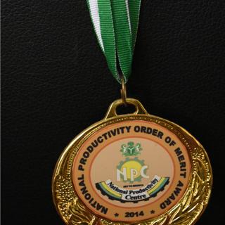 National Productivity Order Merit Award