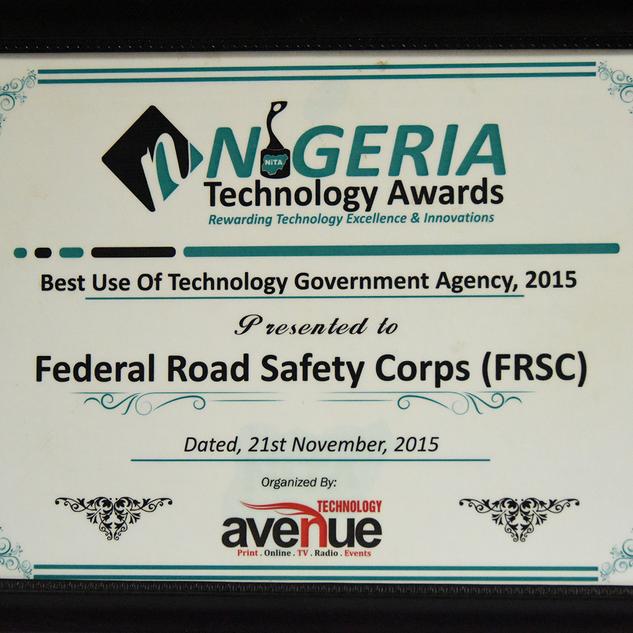 Nigeria Technology Award