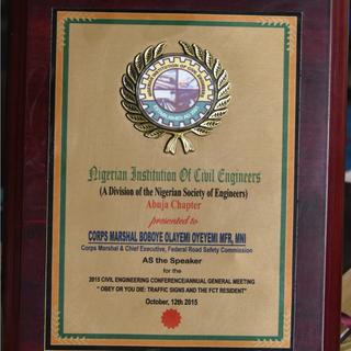 Nigerian Institution of Civil Engineers
