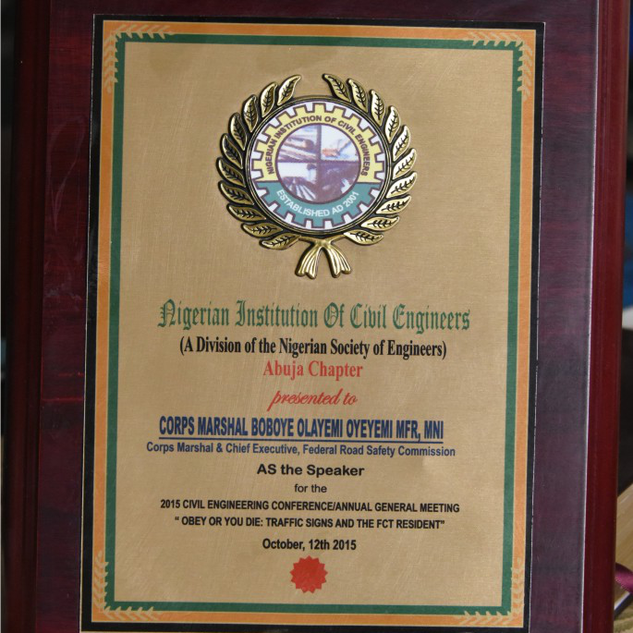 Nigerian Institution of Civil Engineers