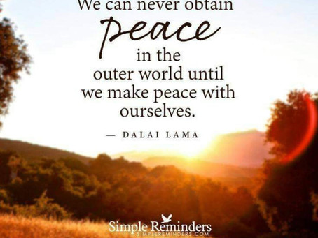 Peace cannot be kept by force. It can only be achieved by understanding.