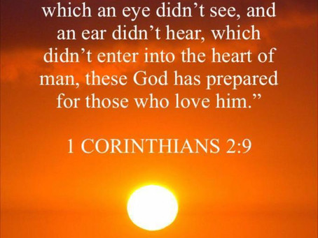God is interested in good craftsmanship.