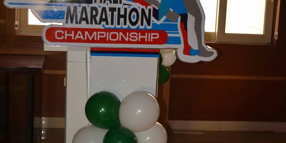 Third Edition of CDS Armed Forces & Security Agencies Half Marathon Championship