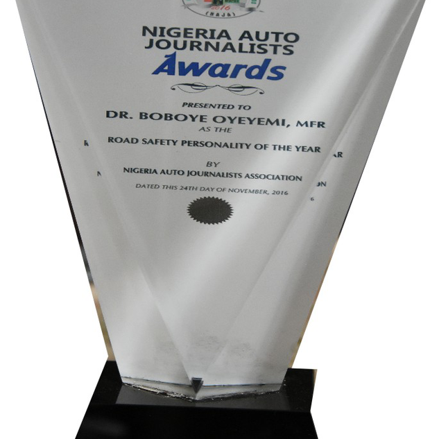Nigeria Auto Journalist Awards