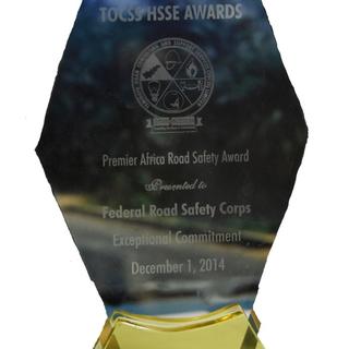 Premier Africa Road Safety Award