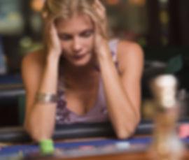 geen plezier in gokken