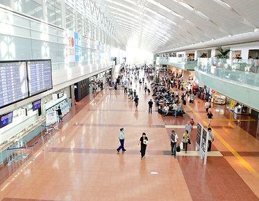 【@セントレア中部空港】ドローン空港受け取り・返却サービス
