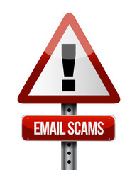 How to recognize email scams