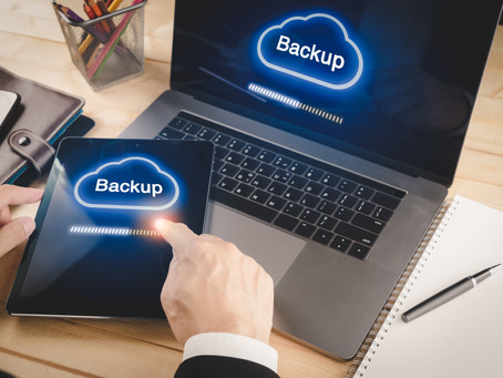 How backups protect you from hackers