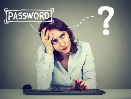 How to save passwords