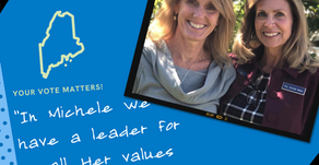 Opinion/Letter: In Michele Meyer we have a leader who cares for us all