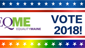 Pro-LGBT voting info for Tuesday's primary, a message from Equality Maine