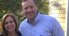 Honored to be Supported by Mark Eves
