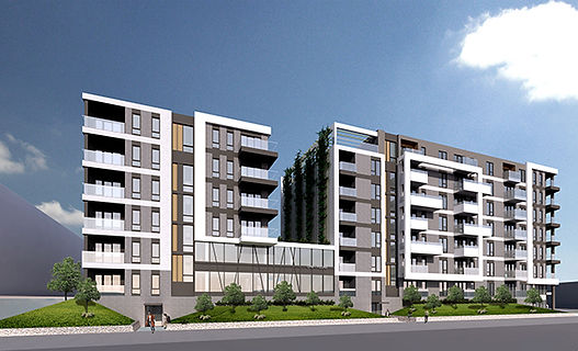 Projet BOISBRIAND par Forme Studio Architecture - Condo / Résidentiel