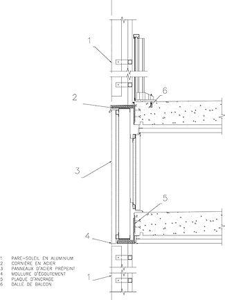 Croquis projet DELL ARTE par Forme Studio Architecture
