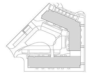 Plan d'implantation BOISBRIAND par Forme Studio Architecture - Condo / Résidentiel