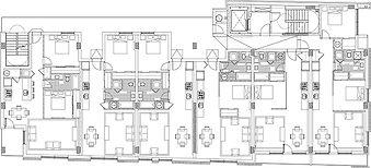 Plan projet DELL ARTE par Forme Studio Architecture