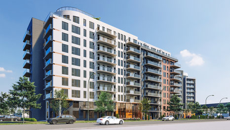KUBIK PHASE 3&4  POINTE-CLAIRE  ​