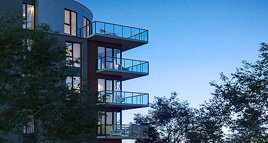 Photo projet KUBIC POINTE CLAIRE par Forme Studio Architecture