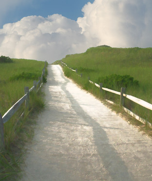 PATH TO THE CLOUDS