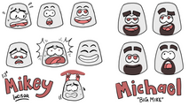 WoM - Mikey/Michael Concepts
