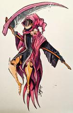 Spector Knight - Fanart