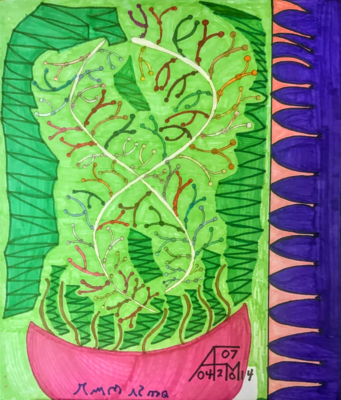 """""""Genomes"""" by Allen McNair"""