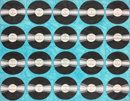 """Shiny Singles"" by Louis DeMarco"