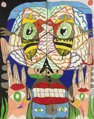 """Natural Symmetry"" by Bill Douglas"