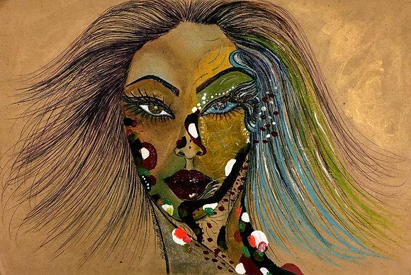 """""""Beauty of Color""""by Elizabeth Barren"""