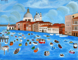 """Venice"" by Janno Juguilon"