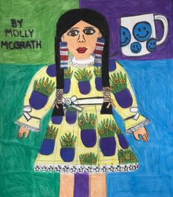 """""""Doll with Mug"""" by Molly McGrath"""