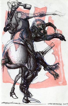 """Human Piping"" by Luke Shemroske"