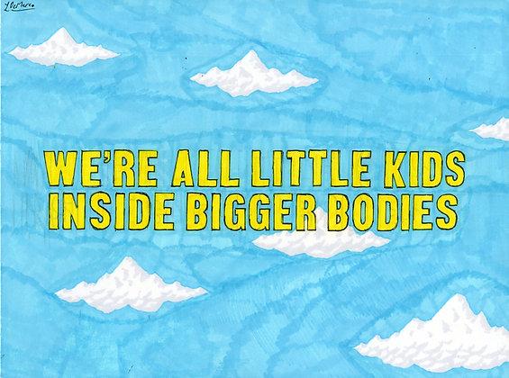"""""""Little Kids"""" by Louis DeMarco"""