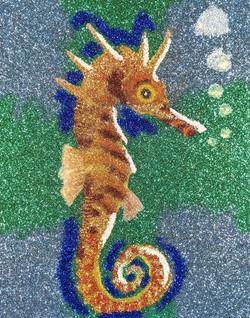 """""""Seahorse"""" by Sereno Wilson"""